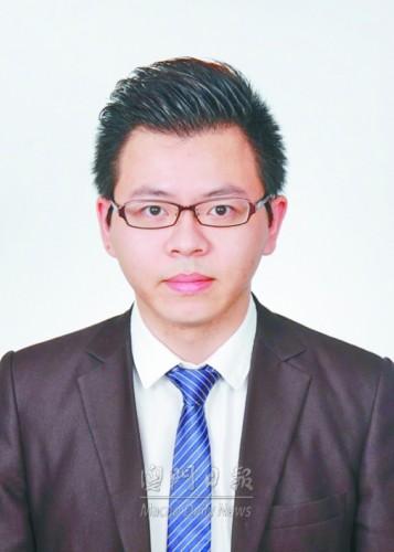 吳鴻祺:保網絡安全防洩個資
