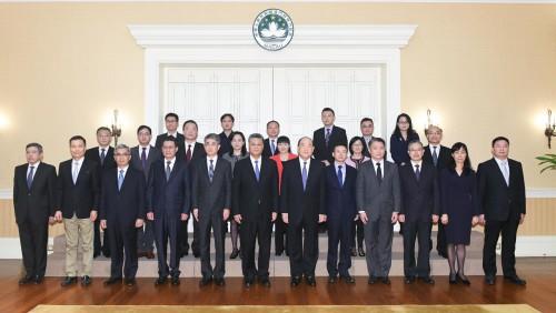 粵澳舉行橫琴深度合作區工作會議
