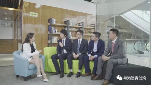 陳德銘-建設出粵港澳共融宜居小鎮計劃