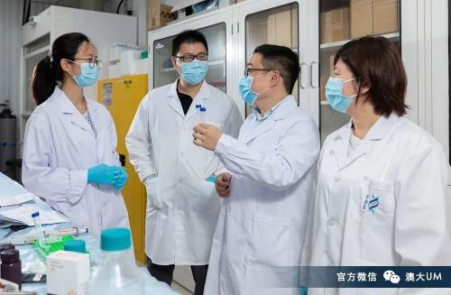 澳大團隊成功開發納米倍增器,強化抗腫瘤治療效果